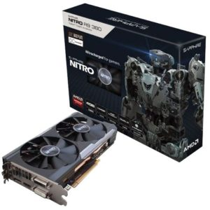 Placa video Sapphire ATI AMD Radeon R9 380 NITRO, 4GB GDDR5, 256bit SH